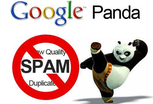 what is google panda algorithm updates in seo